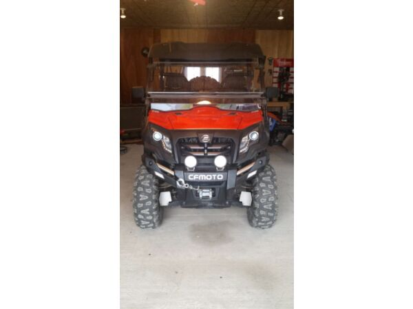 Used 2014 CFMOTO 800 Tracker