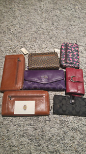 Fossil coach purses