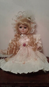 Porcelain Doll (perfect condition)