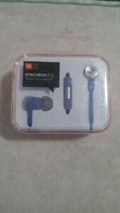 JBL Synchros E10 In-Ear Headphone