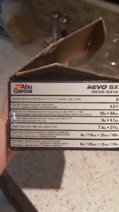 $90 - Brand New Abu Garcia Fishing Reel - REVO SX10
