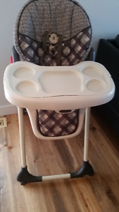 Monkey Highchair - Chaise haute de singe