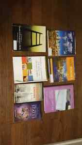 Selling Ryerson University Business Textbooks