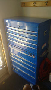Complete mechanics tool box fully equipped