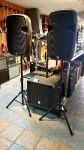 kit haut parleur groove factory