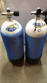 Dive Cylinders 15ltr