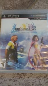 Final Fantasy X et Final Fantasy X-2 PS3