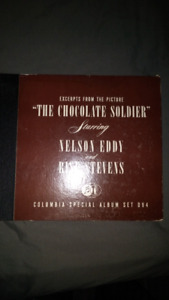 """Excerpts from the Picture """"The Chocolate Soldier"""""""
