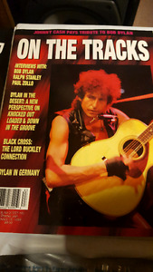 BON DYLAN ON THE  TRACKS ISSUE #15