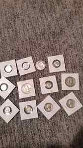 AMERICAN SILVER COINS