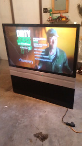 "60"" RCA TV"