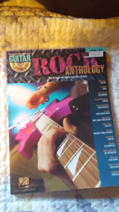Guitar, vocal and Piano song books