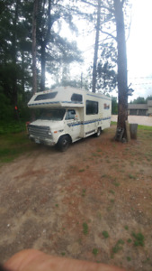 1993 Chevy motorhome