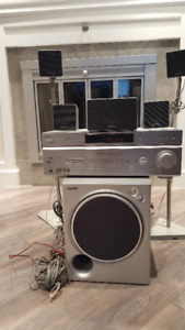 Sony HT-DDW870 Home Theater in a Box System (Silver)