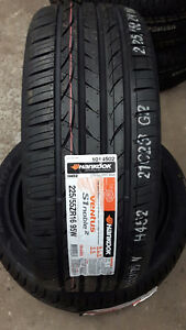 P225/55R16 HANKOOK VENTUS S1 NOBLE 2 ALL SEASON TIRE
