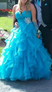 Size 8 Night moves prom dress MAKE AN OFFER