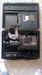 Panasonic VHS camera