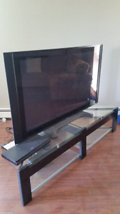 Sharp looking TV/Entertainment Stand
