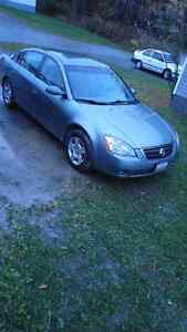 Reduced price 2004 Nissan Altima need gone ASAP...open to offers