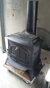 Wood burning Chiminea - Vigilant - Cast Iron