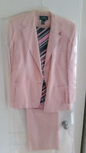 Ladies 3 Piece Pants Suit