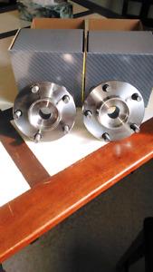 Dodge caravan wheel bearings
