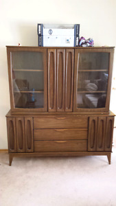 Sideboard and China Cabinet