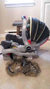 Graco Snugride 35 (classic connect)