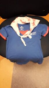 Sparks Shirt and Scarf Size M (fits 5-8 yr old)