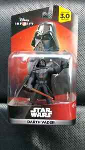 Darth Vader Disney Infinity 3.0 character action figure
