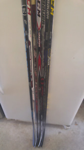 LH PRO STOCK AND RETAIL HOCKEY STICKS