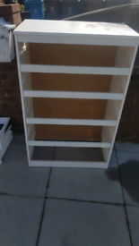 white chest 5 drawer