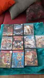 PS2 and PS3 Games!