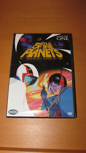 Battle of the Planets - Volume One - like new - dvd - only $5
