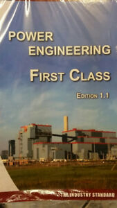 First Class Power Engineering PanGlobal Courseware