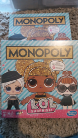 L.O.L Monopoly New