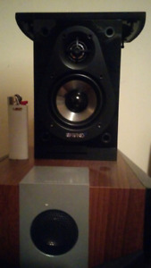 Energy Take Two compact speakers