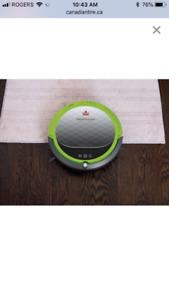 Bissel smart vacuum.  1 month old
