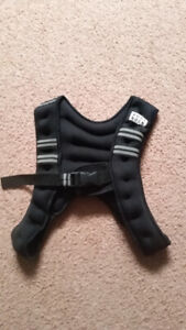 BODY ROCK 10 POUND WEIGHT VEST
