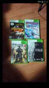 Battlefiel, Gears of War, Need For Speed et Otomedius