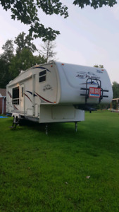 2006 5th wheel Jayco