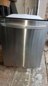 LG Dishwasher Stainless steel Like new