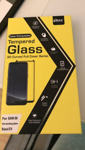 Samsung S9 3D curved tempered glass