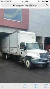 Truck for sale (or trade for pickup 4X4) StraightBody 26 Feet