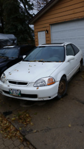 1998 Honda Civic SI-G for Sale