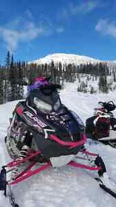 Immaculate 2011 Polaris Rmk Assault 800 for sale