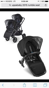 Uppababy Vista 2015 and later Mesa Carseat and Accessories West Island Greater Montréal image 2