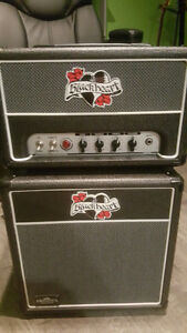 Blackheart Little Giant tube Amp and 1x12 Cab