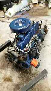 Vintage I6 engine w/C4 trans. out of '67 Mustang, Rat Rod?