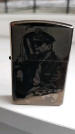 Zippo Japanese lighter.
